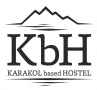 KBH Karakol low cost hostel logo