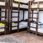 KbH Karakol based hostel mixed dorm comfy bunkbeds
