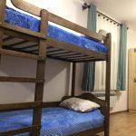 KbH Karakol based hostel mixed dorm thick mattress