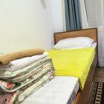 KbH Karakol based hostel twin room comfy bed clean bedsheets