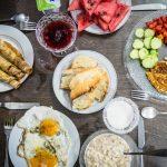 KbH Karakol based hostel delicious breakfasts